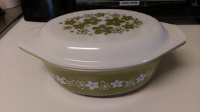 1.5 qt pyrex with lid in Perry, Georgia
