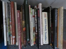 Variety of Cookbooks in Beaufort, South Carolina