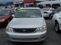TOYOTA AVALON XL/XLS AUTO COLD AIR LOADED ~REDUCED~ in Camp Lejeune, North Carolina