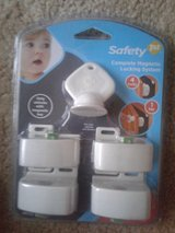 Complete magnetic locking system for baby safety in 29 Palms, California