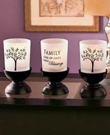 ***REDUCED***BRAND NEW***3-pc. Family Tree Candle Garden*** in Cleveland, Texas