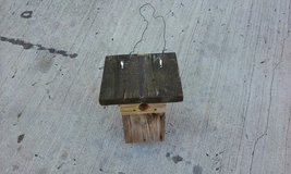 Home Made Bird Houses in Elgin, Illinois