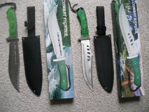 knifes in Oswego, Illinois
