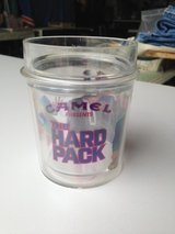 Camel presents the Hard Pack plastic mug in Naperville, Illinois
