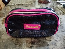 Like NEW! Betseyville Black Sequen Pouch in Fort Campbell, Kentucky