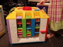 Fisher price incrediblock in Aurora, Illinois