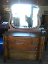 Dresser from 1920. in Macon, Georgia