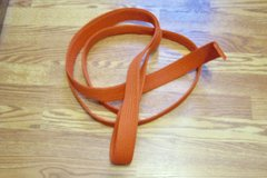 Karate belt - Orange in Joliet, Illinois