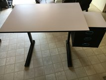 Youth Art desk with tilting top in Camp Lejeune, North Carolina