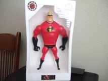 DISNEY THE INCREDIBLES -MR INCREDIBLE TALKING ACTION FIGURE/RARE in Sacramento, California
