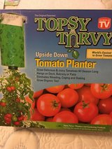 Hanging Tomato planter in Alamogordo, New Mexico