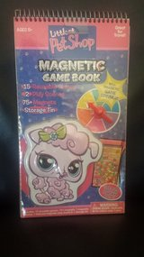New!  Littlest Pet Shop Magnetic Game Book in Westmont, Illinois