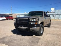 NICE! 2004 CHEVY 2500HD 4X4 in Alamogordo, New Mexico