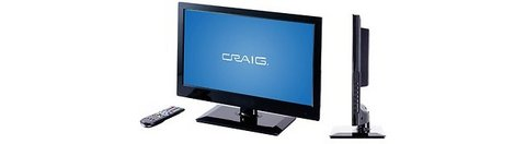 "CRAIG 19"" inch 720 Color HD LED TV in Sacramento, California"