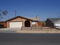 3 BED 2 BATH HOME in 29 Palms, California