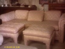 Like New Couch & Two Ottomans in 29 Palms, California
