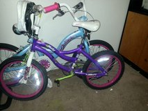 I NEED GONE ASAP PURPLE GIRLS BIKE in Camp Pendleton, California