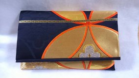 Beautiful Kimono Soft Clutch Bag in Okinawa, Japan