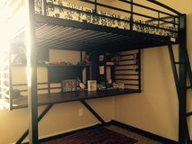 Full loft bed in Fort Carson, Colorado