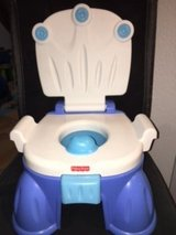 Toddler musical training potty Fisher Price in Ramstein, Germany