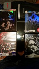 Final Destination 1-4 in DeRidder, Louisiana