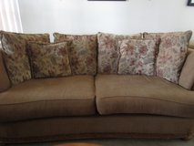 Sofa set (sofa, loveseat and chair) no pets in Fort Eustis, Virginia