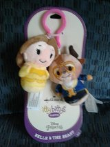 Beauty And The Beast Clippies New Hallmark Itty Bitty in Beaufort, South Carolina