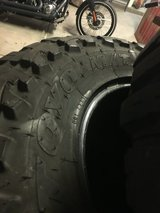 Great deal on 5 Toyo M/T tires in Camp Pendleton, California