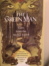 The Green Man. Tales from the Mythic Forest in Warner Robins, Georgia