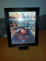 Disney Cars Lithograph in Ramstein, Germany
