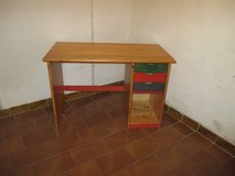 drafting desk for young students in Ramstein, Germany
