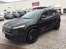2016 Jeep Cherokee Latitude Warrior Edition 4X4 in Ramstein, Germany