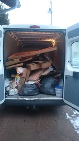 FRIDAY JUNK REMOVAL, TRASH HAULING, GARAGE CLEAN UP in Wiesbaden, GE