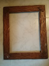 Wooden handcarved frame - PCS Sale in Ramstein, Germany