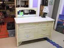 Thomasville 3-Drawer Dresser w/ Mirror (1594-2658) in Camp Lejeune, North Carolina