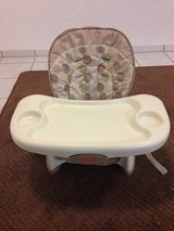 Fisher Price Space Saver Highchair in Ramstein, Germany