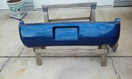 2005 Ford Mustang Rear Bumper Blue Metallic in Bartlett, Illinois