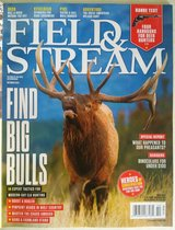 Field & Stream 27 Magazines 2014-2017 in Sacramento, California