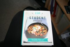 Student Cookbook in Lakenheath, UK