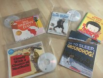 Brand New Audio book set and used paperbacks in Stuttgart, GE
