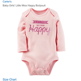 NWT 6M Pink LS Bodysuit in Ramstein, Germany