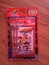 Scan 2 go racing cards series 1 brand new in Yucca Valley, California