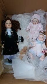 20 porcelain dolls in Fort Riley, Kansas