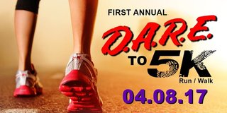 D.A.R.E. to 5K in Alamogordo, New Mexico