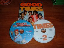 GOOD TIMES /WHAT'S HAPPENING DVD'S in Sacramento, California