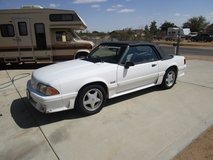 1993 5.0 Mustang GT Convertible in Yucca Valley, California