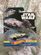 New Hot Wheels Star Wars Millennium Falcon Car in 29 Palms, California