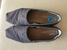 Men's Grey Toms mint condition in Travis AFB, California