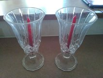 Glass Tapered Candle Holders in Fort Riley, Kansas