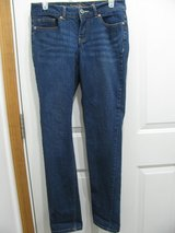 WOMENS EUC FADED GLORY STRAIGHT LEG SIZE 6A in DeKalb, Illinois